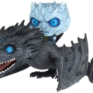 Funko! POP - Rides - Game Of Thrones - Viserion & Night King (28671)