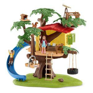 Schleich - Adventure tree house (42408)