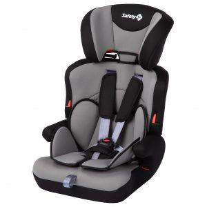 Safety1st - Ever Safe+ Car Seat (9-36kg) - Hot Grey