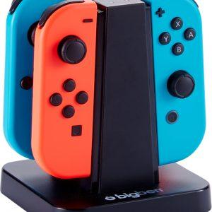 Switch Quad Charger Joy-Con