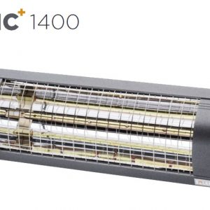 Solamagic - 1400 BASIC+ Patio Heater - Antriacite