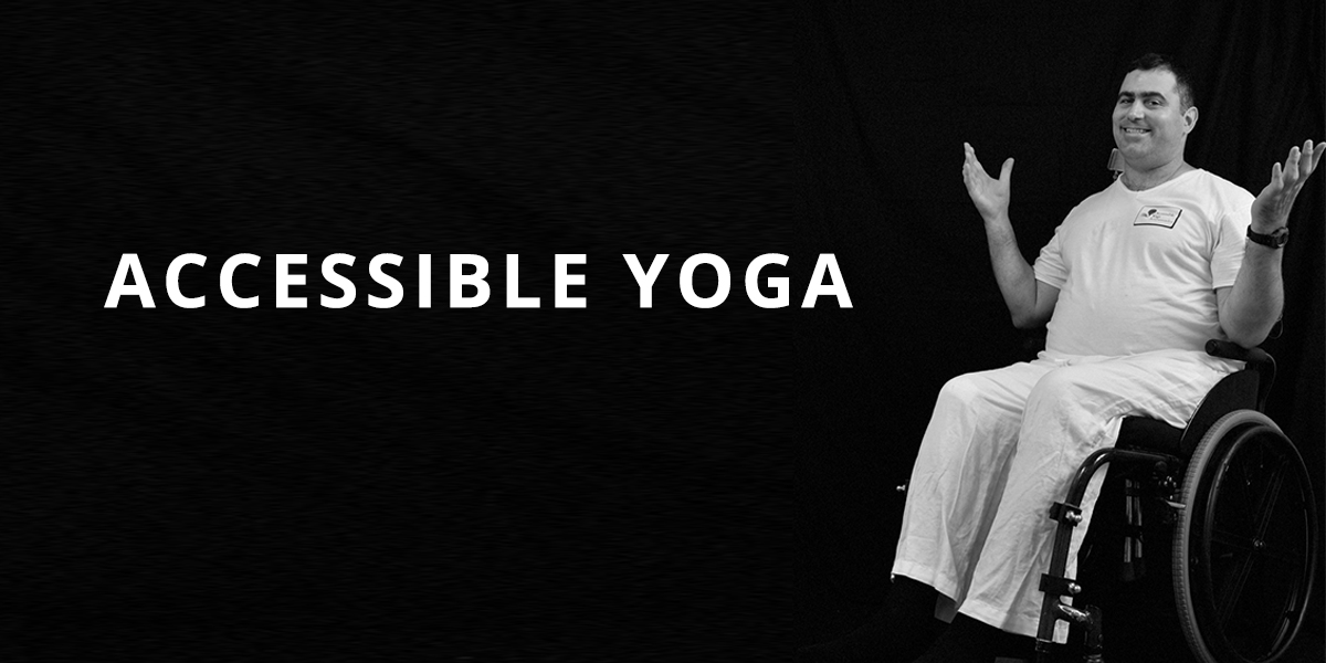 Accessible yoga 2