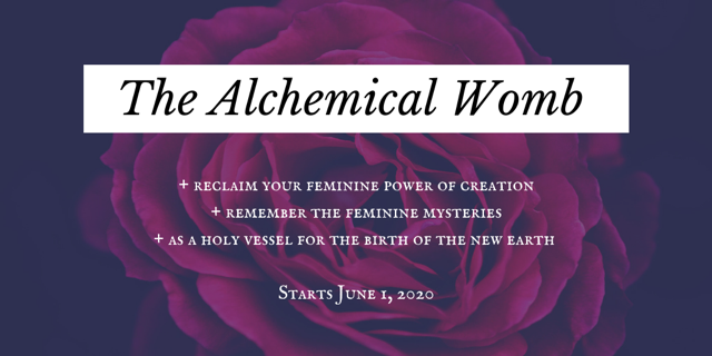 The alchemical womb