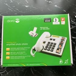 Doro MemoryPlus 319i ph forstærkertelefon