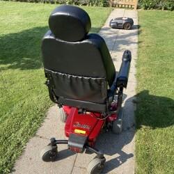 Lindebjerg El kørestol