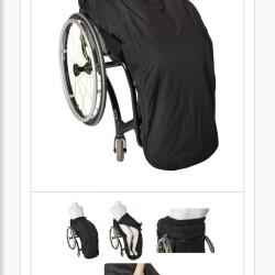 Kørepose til kørestol