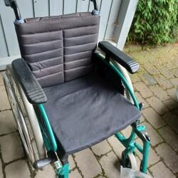 Mayra transportkørestol