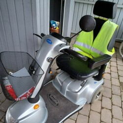 Invacare Orion el-scooter