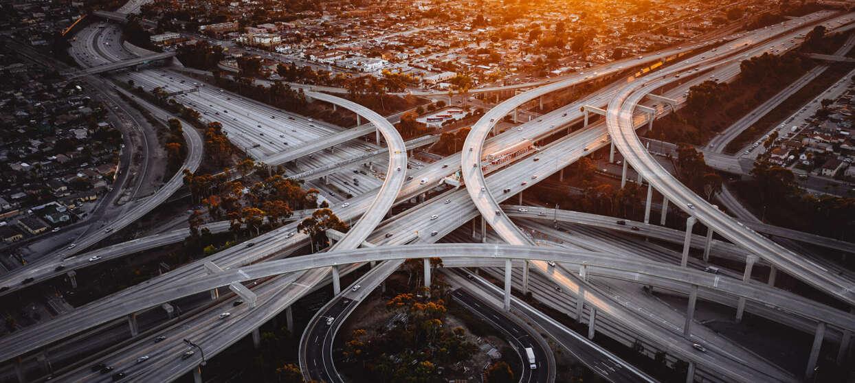 Trafikkorsning