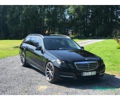 Mercedes Benz E220cdi -10