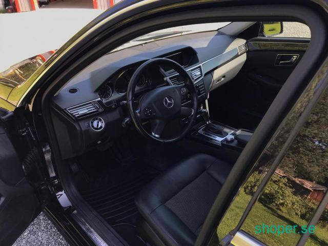 Mercedes Benz E220cdi -10 - 3/4