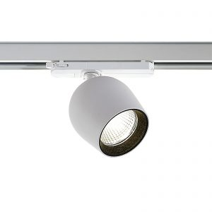 Arcchio Bauke -3-vaihe-LED-spotti 24 W 4 000 K
