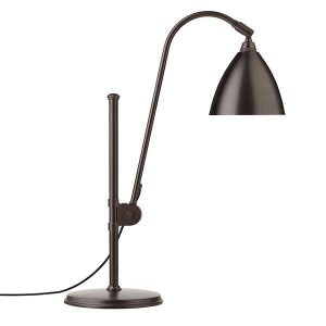 Bestlite BL1 Table Lamp Black Brass