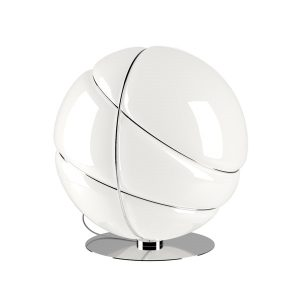 Fabbian Armilla F50 Table Lamp Chrome