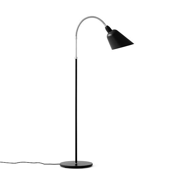 &tradition Bellevue AJ7 Floor Lamp Matt Black