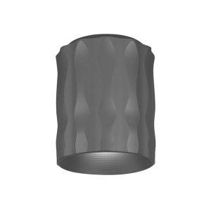 Artemide FIAMMA 15 LED Ceiling Lamp Grey