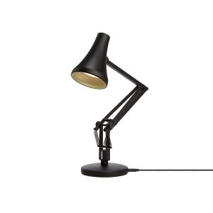 Anglepoise 90 Mini Mini Table Lamp Carbon Black & Black