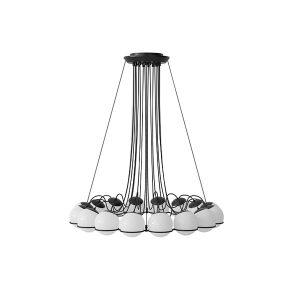 Astep Model 2109/16/14 Ceiling Light Black