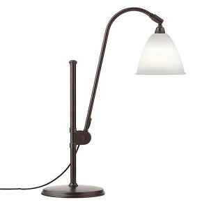 Bestlite BL1 Table Lamp Black Brass & China