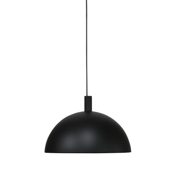 Handvärk Studio Pendant Ø40 Black