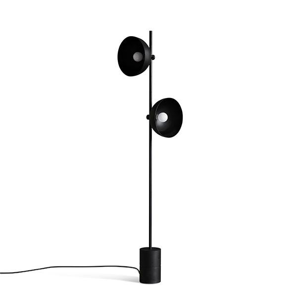 Handvärk Studio Floor Lamp Black