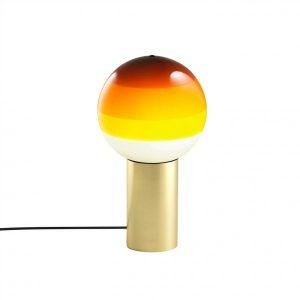 Marset Dipping Light -pöytävalaisin, Keltainen