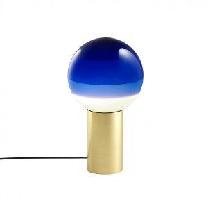 Marset Dipping Light -pöytävalaisin Sininen Medium