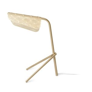 Petite Friture MEDITERRANEA LAMPE A POSER / TABLE LAMP Table Lamp Brushed Brass