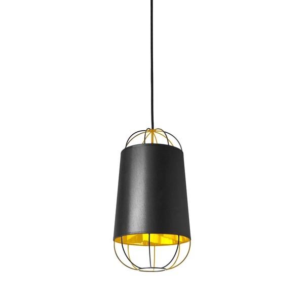 Petite Friture LANTERNA SMALL Pendant Lamp Black & Gold