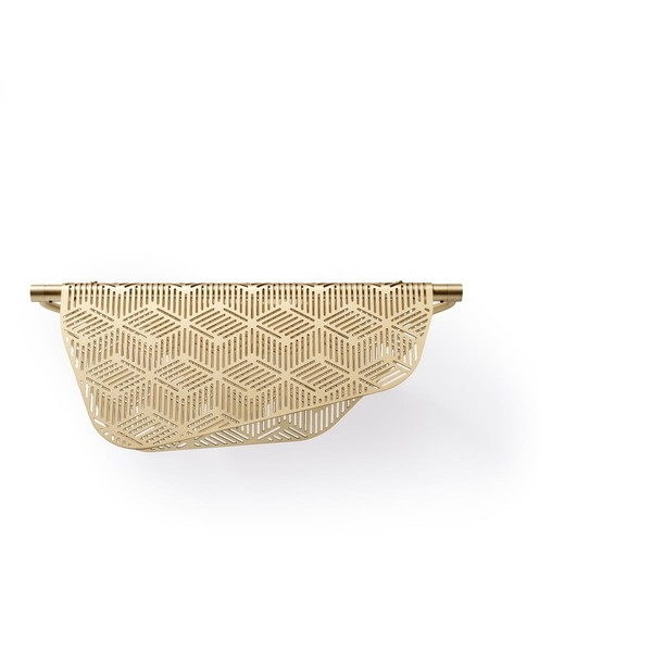 Petite Friture MEDITERRANEA APPLIQUE / WALL LAMP Wall Lamp Brushed Brass