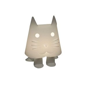Zoolight Cat Childrens Table Lamp