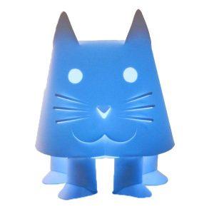 Zoolight Mini Cat Childrens Table Lamp