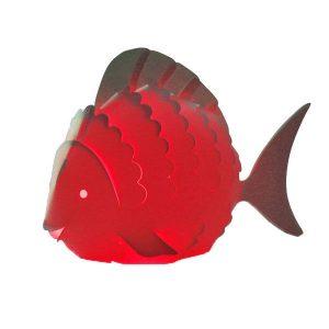 Zoolight Mini Fish Childrens Table Lamp