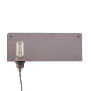 FRAMA 90° Wall Lamp Grey