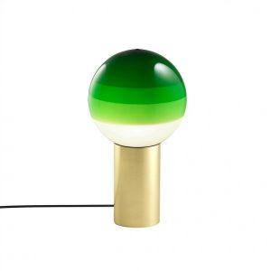 Marset Dipping Light -pöytävalaisin Vihreä Medium