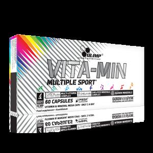Vita-Min Multiple Sport, 60 caps