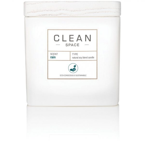 Clean Clean Space Rain Candle Candle