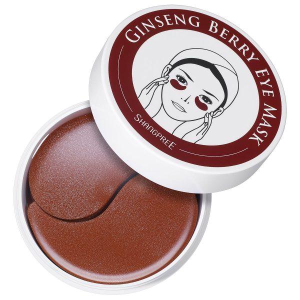 Ginseng Berry Eye Mask, Shangpree K-Beauty