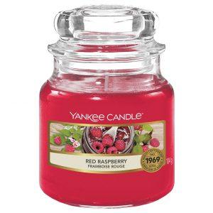 Red Raspberry, 104 g Yankee Candle Tuoksukynttilät