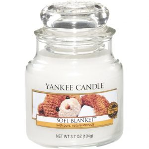 Soft Blanket, 104 g Yankee Candle Tuoksukynttilät