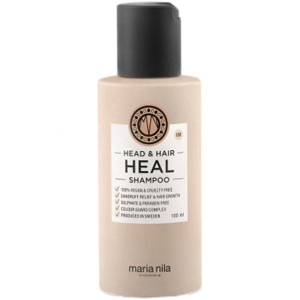 Maria Nila Head & Hair Heal Shampoo, 100 ml Maria Nila Shampoo