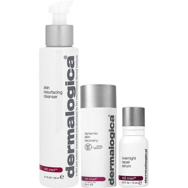 Skin Care Trio, Dermalogica Ihonpuhdistus
