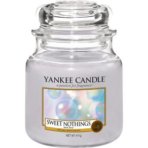 Sweet Nothings, 411 g Yankee Candle Tuoksukynttilät
