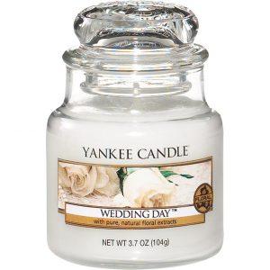 Wedding Day Small Jar, 104 g Yankee Candle Tuoksukynttilät
