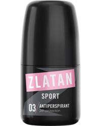 Zlatan Sport Pour Femme, Deo Roll-on 50ml