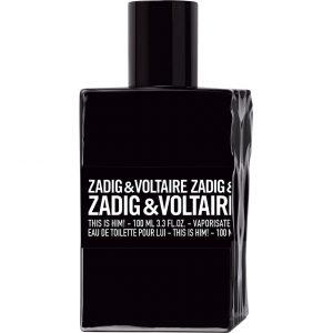 ZADIG & VOLTAIRE This is him! EdT, 100 ml Zadig & Voltaire Miesten hajuvedet