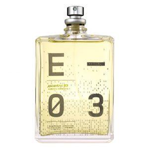 - Escentric 03, 100 ml Escentric Molecules Muut tuoksut