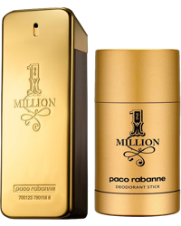 1 Million Gift Set: EdT 50ml + Deostick 75ml