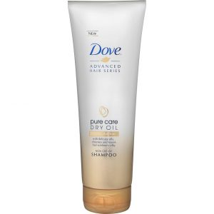 Advanced Hair Series Pure Care Dry Oil, 250 ml Dove Shampoo