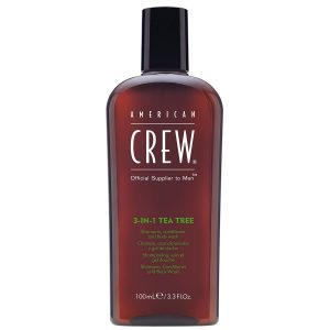 American Crew 3-in-1 Tea Tree, 450 ml American Crew Hoitoaineet